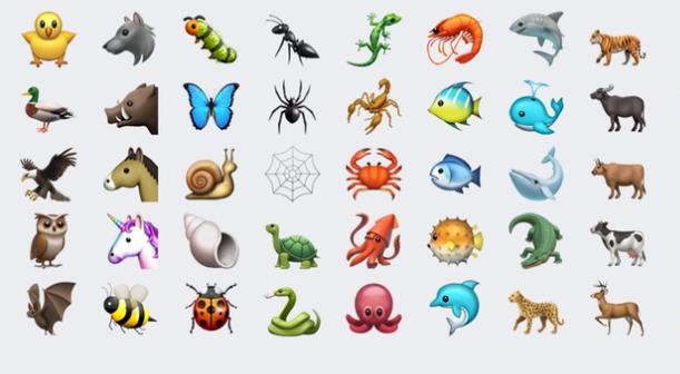 Animal Emoji