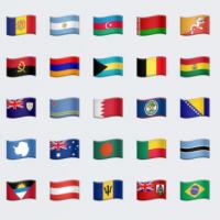 Country Emoji